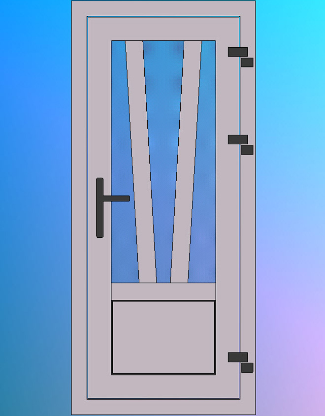 Vooraanzicht-Model-F