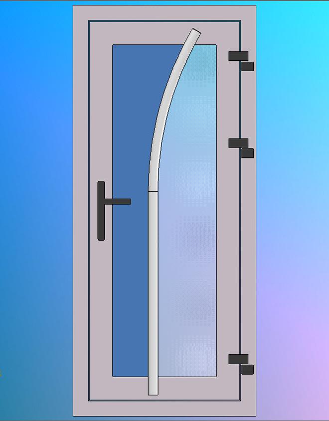 Vooraanzicht-Model-H